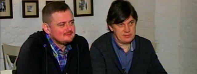 Кавовий клуб. Андрій Кокотюха та Андрій Суярко