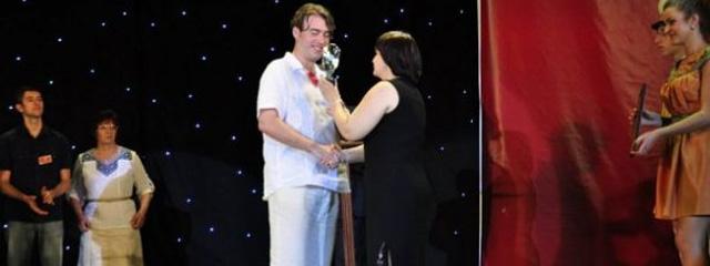 Валентин Терлецкий стал лауреатом литературного конкурса «Коронация слова»